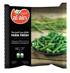 Al Ain Grean Beans 400g
