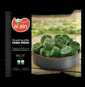 Al Ain Spinach 400g
