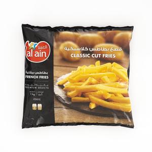 Al Ain French Fries 1kg
