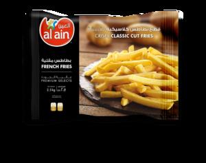 Al Ain French Fries 2.5kg