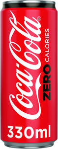 Coca-Cola Zero Can 330ml