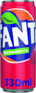 Fanta Strawberry Can 330ml