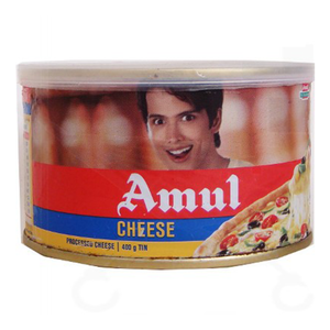 Amul Cheese Tin 400g