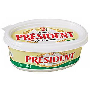 President Butter 250g