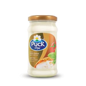 Puck Cheddar Cream Cheese Spread Jar 240g