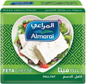 Almarai Full Fat Easy Open Feta Cheese 200g