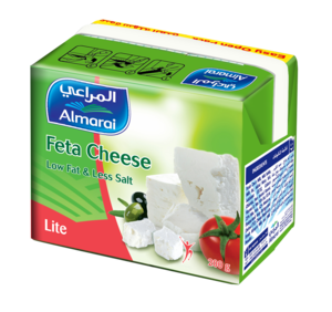 Almarai Easy Open Feta Lite Cheese 200g