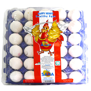 Saha Extra Fresh Eggs 30pc