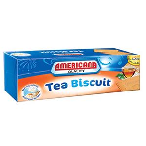 Americana Tea Biscuit 165g