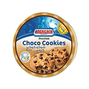 Americana Choco Cookies Tin 1040g