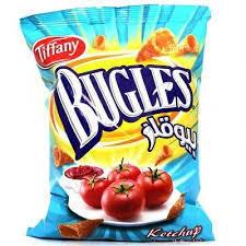 Tifull Fatany Bugles Ketchup 145g