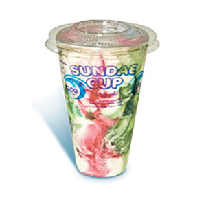 Igloo Raspberry Sundae Cup 180ml
