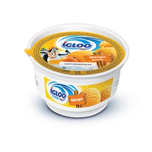 Igloo Mango Ice Cream Cup 125ml