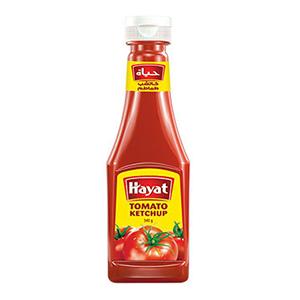 Hayat Tomato Ketchup 340g