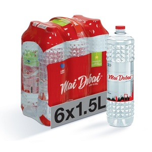Mai Dubai Bottled Drinking Water 6x1.5L