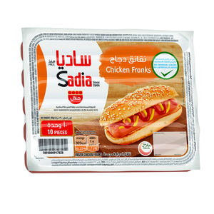 Sadia Chicken Franks Regular 340g