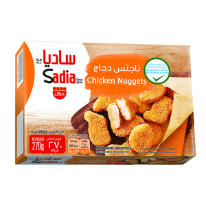 Sadia Chicken Nuggets Traditional 270g