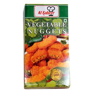 Al Kabeer Vegetable Nuggets 270g