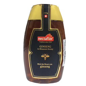 Nectaflor Ginseng in Blossom Honey 250g