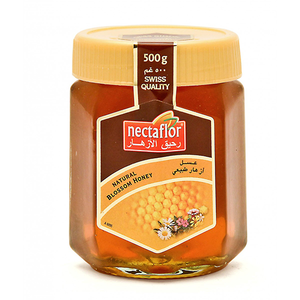 Nectaflor Natural Blossom  Honey 500g