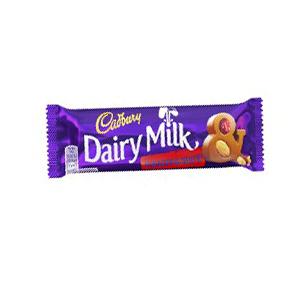 Cadbury Dairy Milk Fruit & Nut 37g