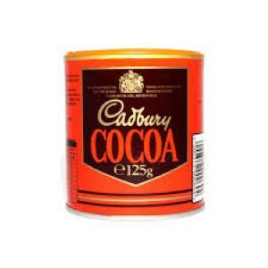 Cadbury Cocoa Powder 125g