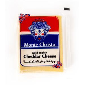 Monte Christo Cheddar White 200g