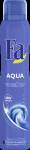 Fa Deo Spray - Aqua 200ml