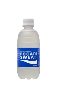Pocari Sweat Isotonic Drink Pet Bottle 350ml