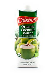 Celebes Organic Coconut Water 330ml