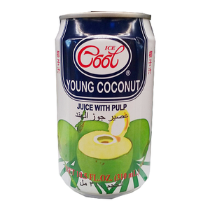 Ice Cool Juice Young Coconut 310ml