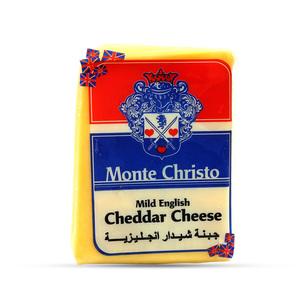 Monte Christo Cheddar White 400g