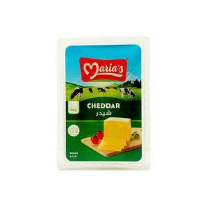 Maria's Cheddar White Slice 150g