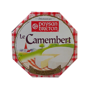 Paysan Breton Le Camembert Soft Cheese 125g