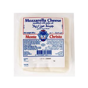 Monte Christo Mozzarella 200g