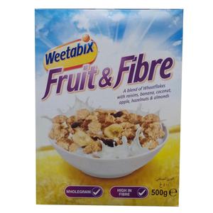 Weetabix Fruit&Fibre 500gm