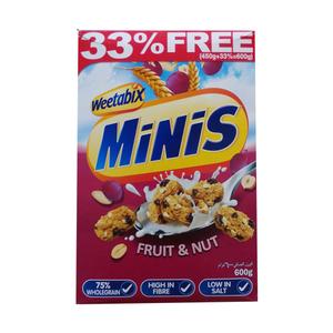 Weetabix Minis Fruit & Nut 450g