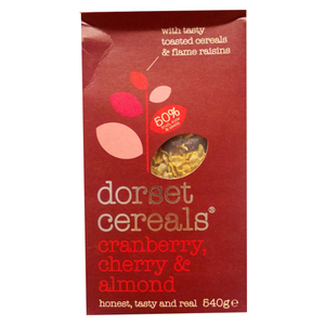 Dorset Cereals Cranberry, Cherry & Almond 540g