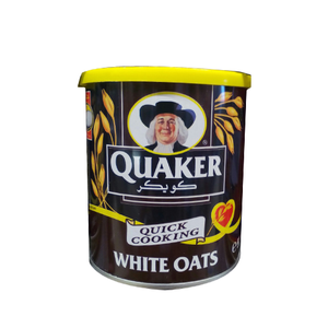 Quaker Oats Tin Quick Cooking 500gm