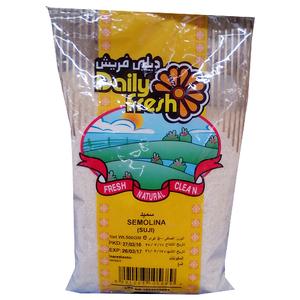 Daily Fresh Semolina (Suji) 500g