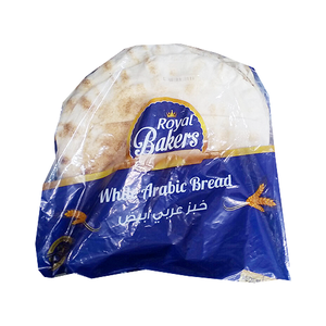 Royal Bakers Arabic Bread White Medium 510g