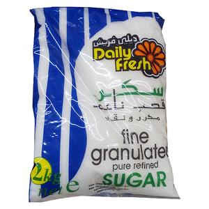 Daily Fresh Pure Refined Sugar 2kg