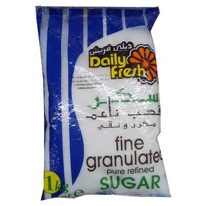 Daily Fresh Fine Granulated Sugar 1kg