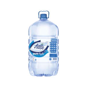 Masafi Pure Natural Water Low Sodium 5L