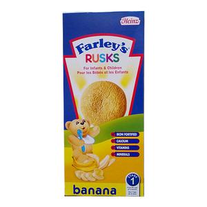 Heinz Farley's Banana Rusks 150g