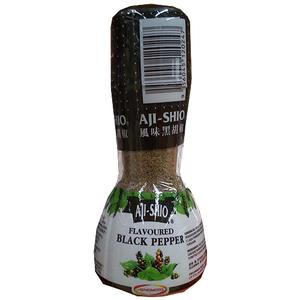 Aji-Shio Flavoured Black Pepper 80g