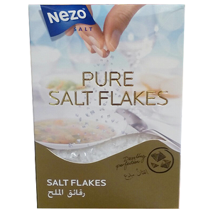 Nezo Pure Salt Flakes 200g