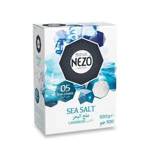 Nezo Sea Salt Coarse 500gm