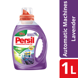 Persil Gel Lavender 1L
