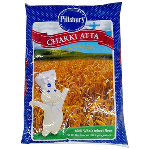 Pillsbury Chakki Atta Flour 5kg